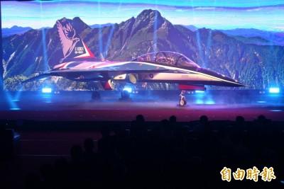 勇鷹出廠》「勇鷹」自IDF構改  航程增長、滯空時間更提升