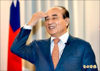 王金平若參選 藍委嗆馬上開除黨籍