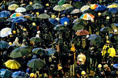 香港加強入境檢查 特別是台灣