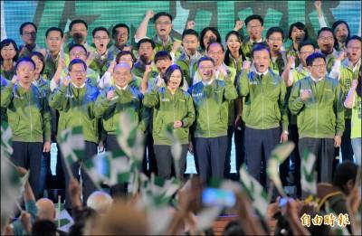 陳菊陪同 蔡賴24日已在高雄見面