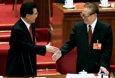 習尷尬!中共建政70週年晚宴 江澤民、胡錦濤不賞臉