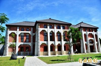 雙十賀禮!百年台南山上花園水道博物館將開園