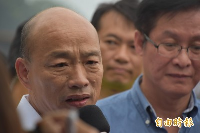 韓國瑜告黃光芹、賴坤成 北檢開庭韓未到