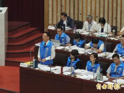 韓國瑜簽署校園雙機被推翻 高市教長:市長選舉時、還不認識他
