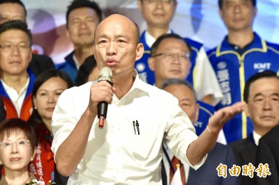 韓粉崩潰了! 沈富雄預測:韓國瑜將輸蔡英文125萬票