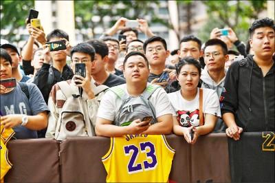無可取代! 中國打壓 NBA沒在怕