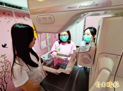乳癌患者施打全新疫苗 成功殺死癌細胞