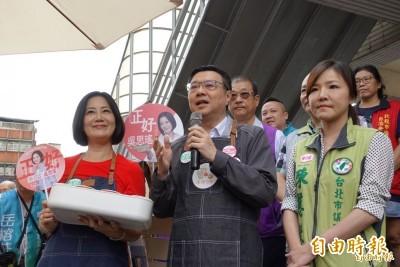 「承認台灣是國家」連署達標倒數 吳思瑤︰尊重美公民自主意見
