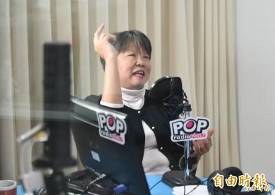 批韓國瑜濫訟箝制言論自由 黃光芹不排除反告誣告