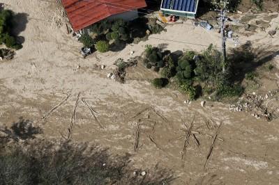 至少68死212傷!哈吉貝重創日本 直升機赫見災區SOS訊息