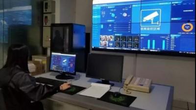 對外架牆對內設網 中國「智慧小區」24小時監控網曝光