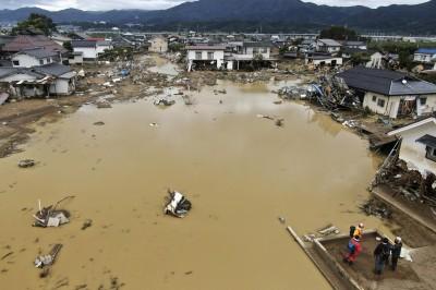 哈吉貝襲日已74死12失蹤221傷 仍有村落孤立無援