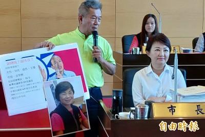 韓國瑜請假參選 中市議員建議盧秀燕請假任副手