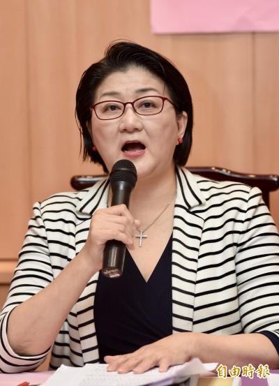 婦聯會今決定是否轉型政黨 雷倩:有特定人蒐集會員委託書