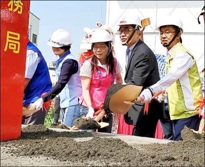 《高雄》鳳山分局改建 李四川促110年底完工