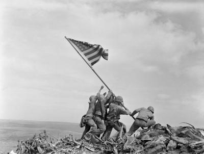 誤認74年!歷史學家研究發現「硫磺島升旗」士兵另有其人
