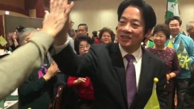 為「辣台妹」訪美助選火力全開 台僑:賴清德回來了!