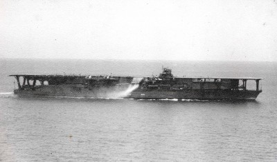 戰沉77年!日本精銳航母「加賀號」 在中途島海域找到了