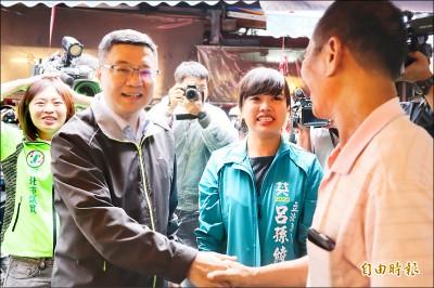 不分區爭議》卓榮泰怒嗆不受威脅 蘇震清軟化道歉