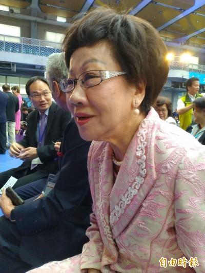 自稱各地連署站遭關切 呂秀蓮:台灣民主回到黨國主義