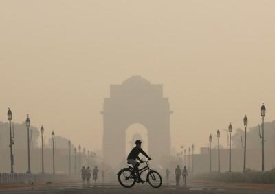印度首都空污如「毒氣室」! 4萬選手明仍跑半馬