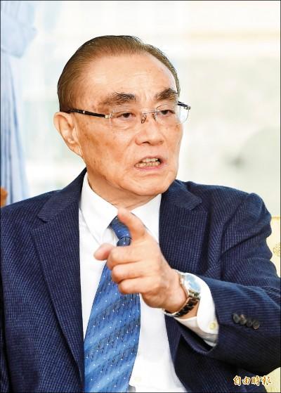 星期專訪》馮世寬:演習落實城鄉 有助全民國防