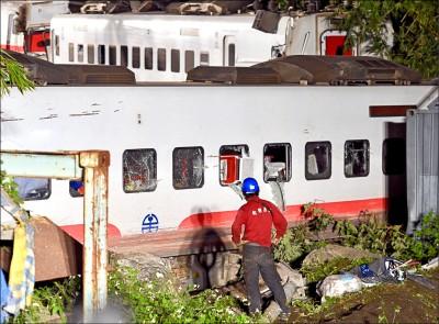 普悠瑪事故週年》體檢台鐵 144須改善事項僅完成25項