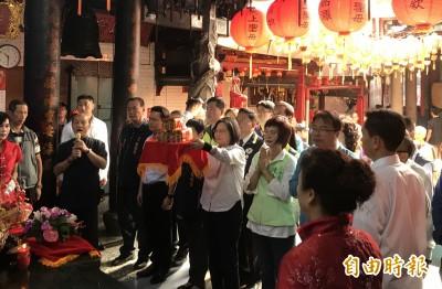 陳同佳案》香港記者狂問小英 傳已掌握情資背後為港建制派