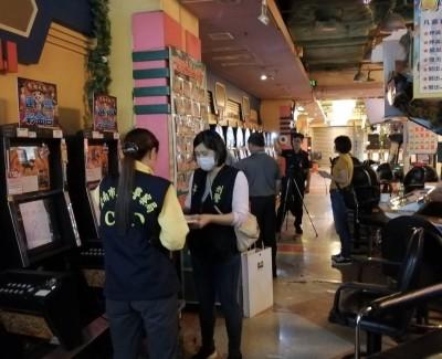 賭博電玩店開了7年  警方盯1年半破案