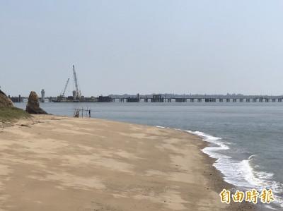 韓國瑜評估建澎湖海底隧道?黃光芹想起23歲的「選舉浮橋」