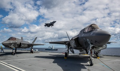 軍情動態》五角大廈與洛馬簽新合約 為美軍及盟邦採購114架F-35戰機
