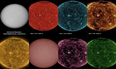 今年太陽已平靜231天  鄭明典:第25太陽週期將開始