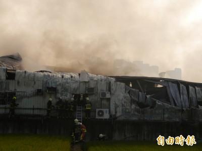 大雅火警消防署率隊調查殉職原因 本週召開委員會討論