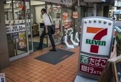 累爆!日本便利商店85%加盟主 週休不到1天