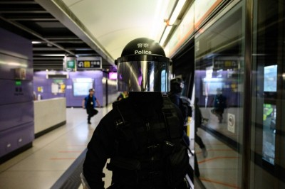 香港「新公務員工會」成立 呼籲懲戒違法警員