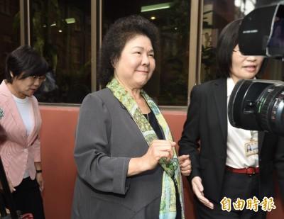 庶民破滅》韓國瑜質疑國家機器介入 陳菊:歡迎提供證據