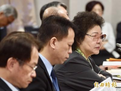 支持給予政治受難者適度賠償 陳菊:這是應該的