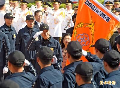 保護總統候選人 330特勤精英成軍