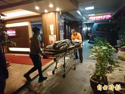 台中3裹屍疑同時殞命 遺體漏夜移往殯儀館冰存