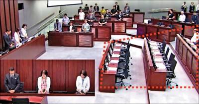7泛民議員涉511立會衝突 1人已被逮