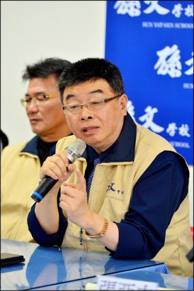 邱毅:見識到民進黨抹紅功力