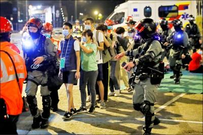 總統呼籲北京、港府 面對港人爭自由訴求