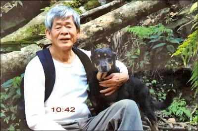 桂冠出版老闆賴阿勝 健行墜谷亡