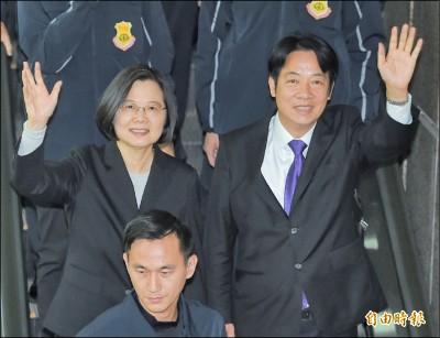 回應韓 蔡:總統府已有一個良心
