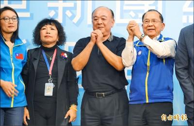 民進黨:國民黨不分區將成國家發展絆腳石