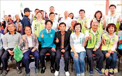港警鎮壓校園 賴清德:用選票守護台灣民主
