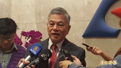 經濟部長沈榮津:中市以誤繕修改目標 誰敢投資