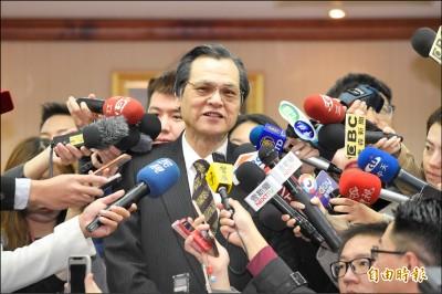 陸委會:反滲透法有助強化民主防衛機制