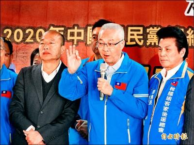 外交部之亂 藍委推女警 韓朱促道歉 吳:小意外