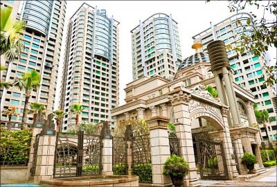 台灣豪宅指標/連戰家族、頂新、小S都住帝寶